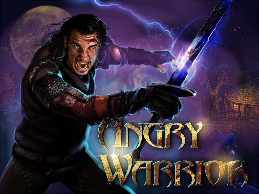 بازی جنگجوی خشمگین Angry Warrior Eternity Slasher