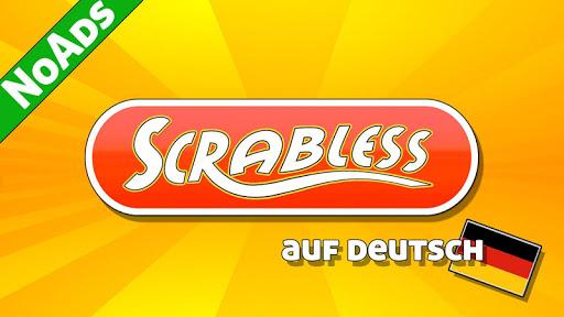 Scrabless auf deutsh - NoAdds