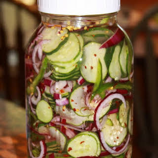 Canning Cucumbers And Onions Recipes.