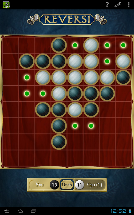 Reversi Free- screenshot
