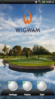 Screenshot of Wigwam Golf