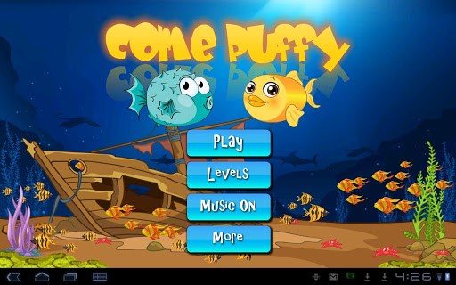 Come Puffy Free