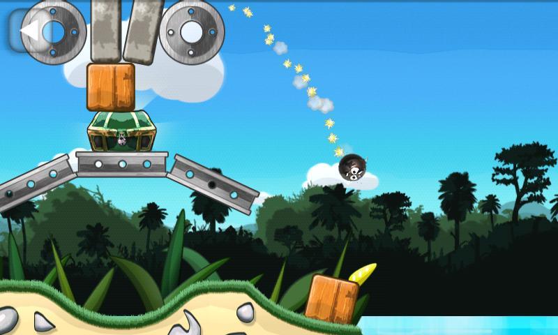 Island Fortress- screenshot