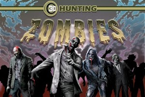 Screenshot of 3D Hunting: Zombies