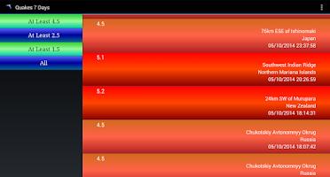 Screenshot of EarthView