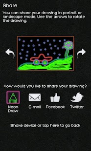Neon Draw Free- screenshot thumbnail