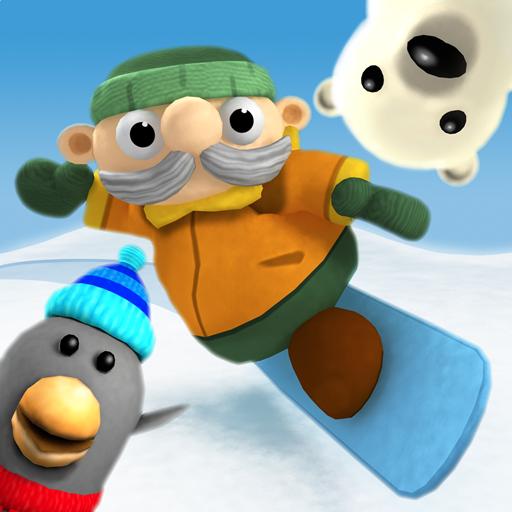 Snow Spin: Snowboard Adventure LOGO-APP點子