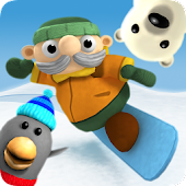 Snow Spin: Snowboard Adventure