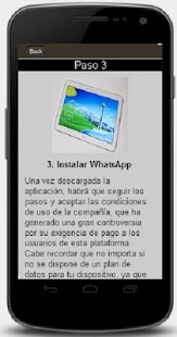 instalar whatsapp en tablet - screenshot thumbnail