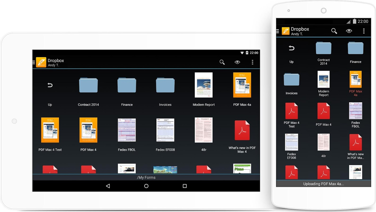 PDF Max 4 - The PDF Expert! - screenshot