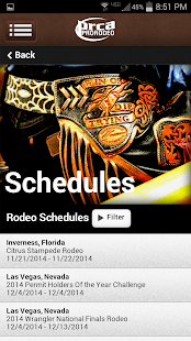 PRCA ProRodeo - screenshot thumbnail