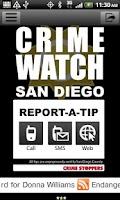 Screenshot of CRIME WATCH   SAN DIEGO