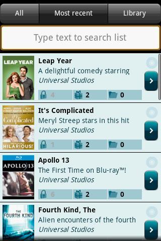 pocket BLU™ - screenshot