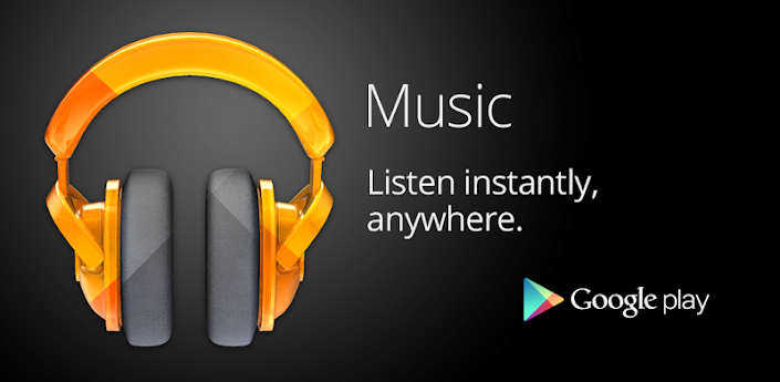 Google Play Music Update