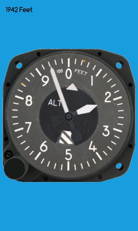Altimeter - Imperial- screenshot