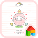 baby sheep hart dodol theme icon
