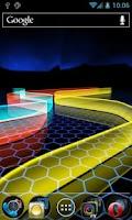 Screenshot of A Neon Path Free