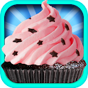 Cupcake Pastry Dessert Maker icon