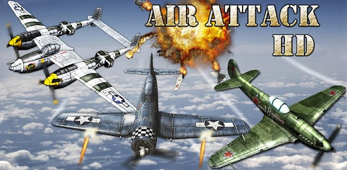 AirAttack HD v1.4 apk game