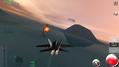 Air Navy Fighters Lite Screenshot 1