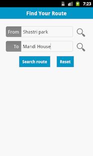 Delhi Metro- screenshot thumbnail