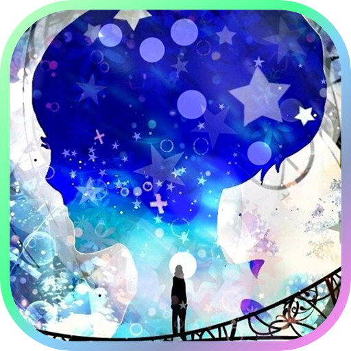 Space Travel Live Wallpaper LOGO-APP點子