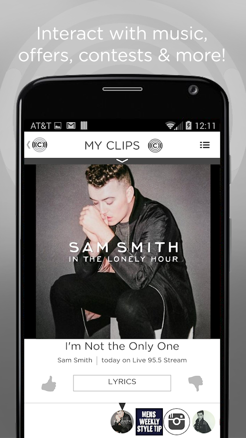 Clip Radio- screenshot