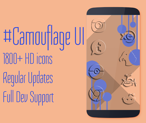 Camouflage UI