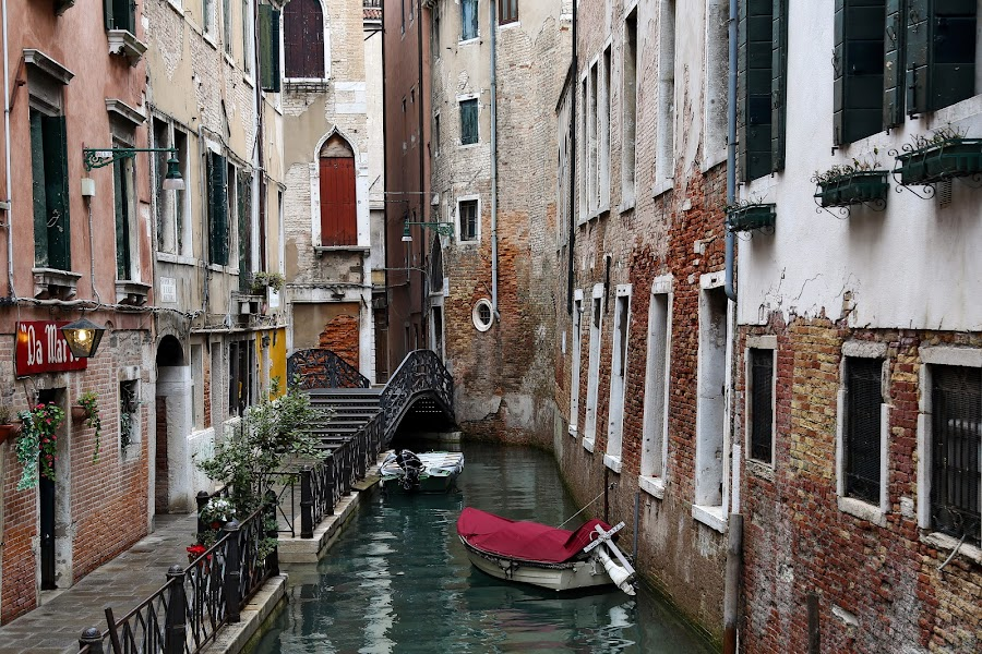 colours of venice III by Almas Bavcic - Buildings & Architecture Other Exteriors
