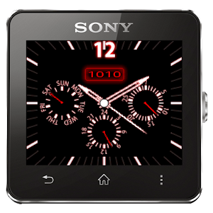 A12 WatchFace for SmartWatch2 生活 App LOGO-APP試玩