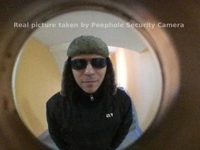 Peephole motion detector screenshot 2