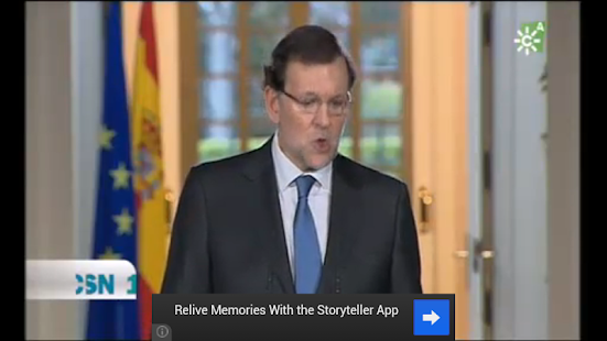 Online Spain TV LIVE - screenshot thumbnail