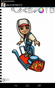 Draw Subway Surfers APK for Ubuntu