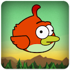 Pájaros Torpes - Clumsy Bird icon