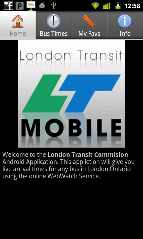 London Transit- screenshot