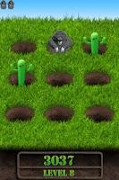 Screenshot of Mole Hunt