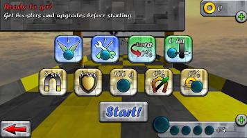Screenshot of Skyball Infinite