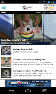 WPTV 5 West Palm Beach - screenshot thumbnail