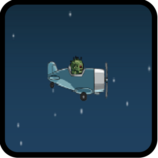Flappy Zombie Plane Hard 動作 App LOGO-APP試玩