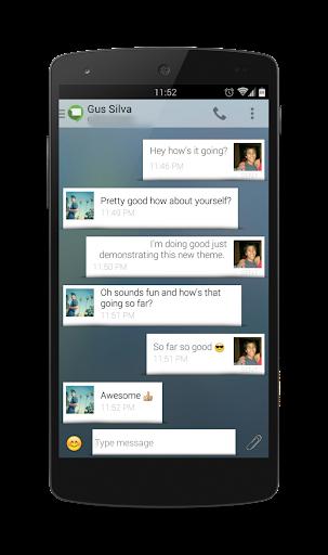 Evolve SMS Theme - Cards 2