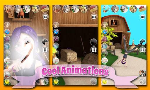 無料娱乐Appの話すプリンセスデラックスファーム|記事Game