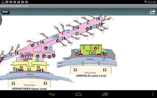 Buffalo Airport+Flight Tracker