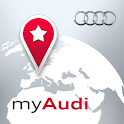 myAudi mobile assistant icon