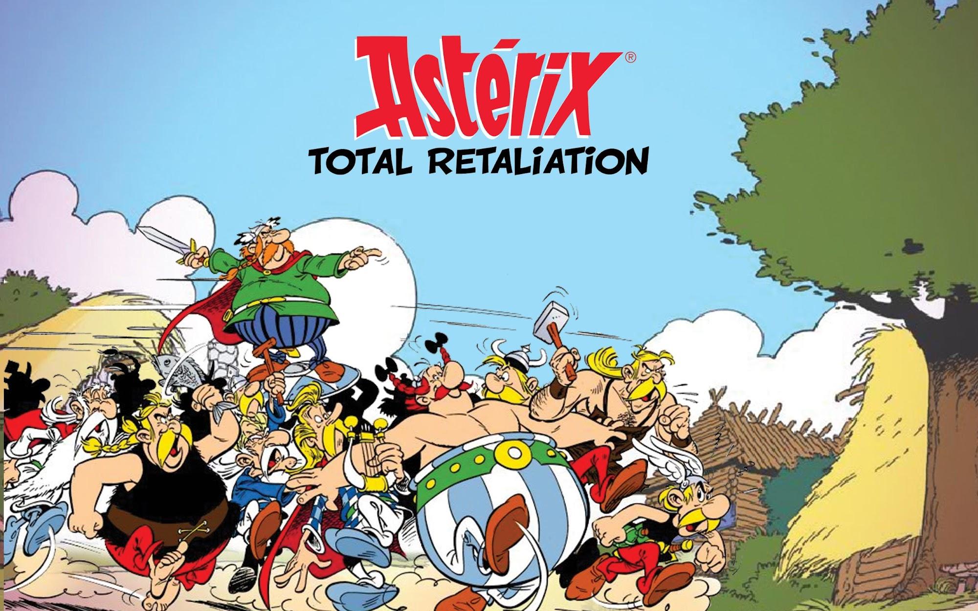 Asterix: Total Retaliation screenshot #6