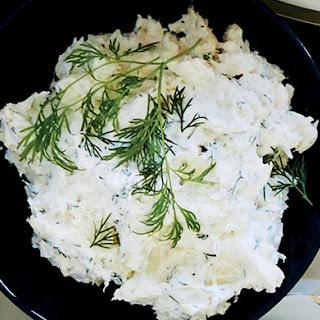 Horseradish-Dill Schmear