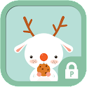 Cookie Lover protector theme icon