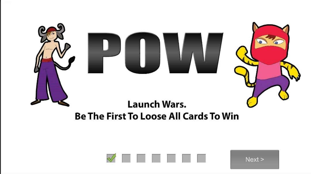 POW- screenshot