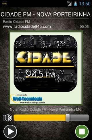 CIDADE FM 94 5