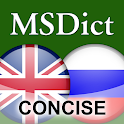 Dictionary English<>Russian TR icon