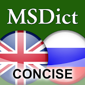Dictionary English<>Russian TR